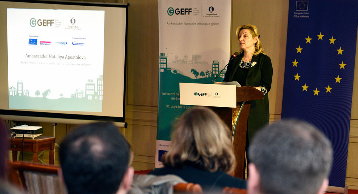 EBRD launches energy efficiency framework for homes in