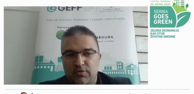 Goran Matović, glavni inženjer GEFF Srbija Lizinga