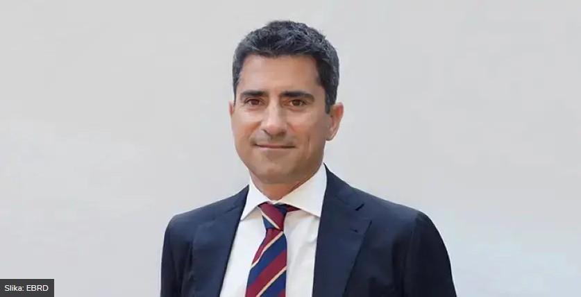 Direktor EBRD-a za Zapadni Balkan
